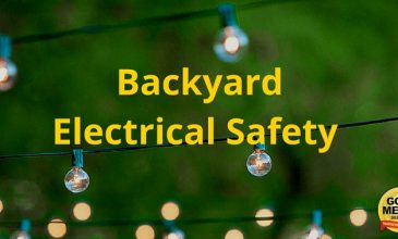 Backyard Electrical Safety Tips For Summer