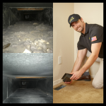 Cleaning your home's air ducts every few years reduces dust and allergens
