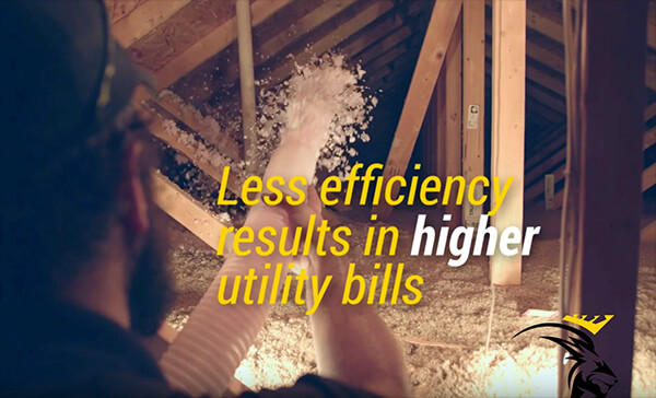 Insulation: the key to a warm home this winter